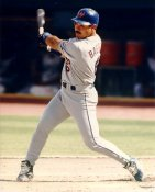 Carlos Baerga LIMITED STOCK New York Mets 8X10 Photo