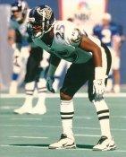 Deron Jenkins Baltimore Ravens 8X10 Photo