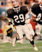 Eric Turner Cleveland Browns 8X10 Photo
