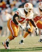 Regan Upshaw Tampa Bay Buccaneers 8X10 Photo
