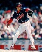 Dennis Martinez Cleveland Indians 8X10 Photo