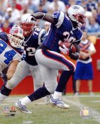 Laurence Maroney LIMITED STOCK New England Patriots 8X10 Photo