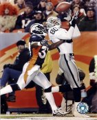 Jerry Rice LIMITED STOCK 200th Career Touchdown Oakland Raiders 8X10 Photo