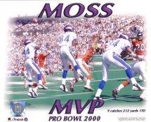Randy Moss LIMITED STOCK Minnesota Vikings 8X10 Photo