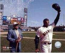 Barry Bonds LIMITED STOCK San Francisco Giants 8X10 Photo