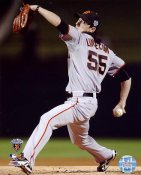 Tim Lincecum 2010 World Series Game 5 San Francisco Giants LIMITED STOCK 8X10 Photo