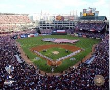 N2 Ballpark in Arlington 2010 World Series Game 3 Texas Rangers 8X10 Photo