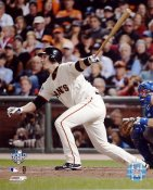 Buster Posey 2010 World Series Game 2 San Fran Giants 8X10 Photo