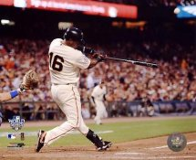 Edgar Renteria 2010 World Series Game 2 San Francisco Giants 8X10 Photo