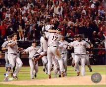 Giants 2010 San Francisco World Series Celebration 8X10 Photo