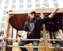 Tim Lincecum 2010 World Series Parade San Francisco Giants 8X10 Photo