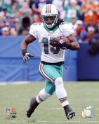 Davone Bess Miami Dolphins 8X10 Photo