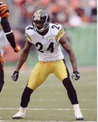Ike Taylor Pittsburgh Steelers 8x10 Photo