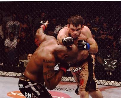 Forrest Griffin UFC 8x10 Photo