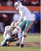 Dan Carpenter Miami Dolphins 8X10 Photo
