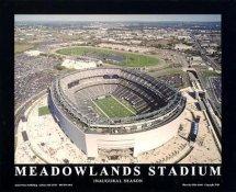 A1 Meadowlands Stadium Inaugural Season 8x10 Photo