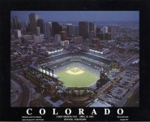 A1 Colorado April 26, 1995 1st Opening Day 8X10 Photo