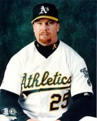 Mark McGwire LIMITED STOCK Oakland Athletics 8X10 Photo