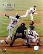 Roger Clemens LIMITED STOCK 4000th Strikeout New York Yankees 8X10 Photo NO DISCCOUNTS
