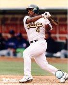 Miguel Tejada LIMITED STOCK Oakland Athletics 8X10 Photo