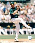 Mark Mulder LIMITED STOCK Oakland Athletics 8X10 Photo