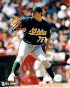 Barry Zito LIMITED STOCK Oakland Athletics 8X10 Photo