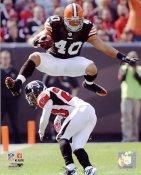Peyton Hillis Cleveland Browns 8X10 Photo