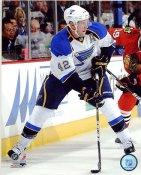 David Backes St. Louis Blues 8x10 Photo