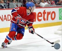 Mike Cammalleri Montreal Canadiens 8x10 Photo