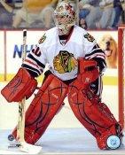 Marty Turco Chicago Blackhawks 8x10 Photo