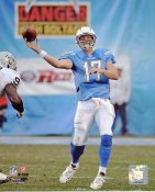 Philip Rivers LIMITED STOCK San Diego Chargers 8X10 Photo