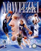 Dirk Nowitzki 2006 Portrait Plus Dallas Mavericks 8X10 Photo LIMITED STOCK