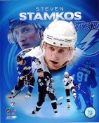 Steven Stamkos Portrait Plus Tampa Bay Lightning 8x10 Photo