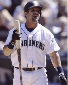 Edgar Martinez Seattle Mariners 8X10 Photo