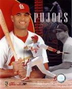 Albert Pujols LIMITED STOCK St. Louis Cardinals 8X10 Photos