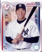 Hideki Matsui LIMITED STOCK New York Yankees 8X10 Photo