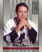 Pavel Bure LIMITED STOCK DonRuss Studio 1997 Vancouver Canucks 8x10 Photo