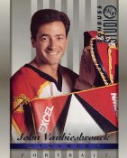 John Vanbiesbrouck LIMITED STOCK DonRuss Studio 1997 Florida Panthers 8x10 Photo