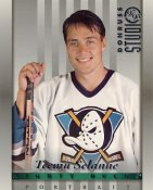 Teemu Selanne LIMITED STOCK DonRuss Studio 1997 Mighty Ducks of Anaheim 8x10 Photo