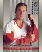 Steve Yzerman LIMITED STOCK DonRuss Studio 1997 Detroit Red Wings 8x10 Photo