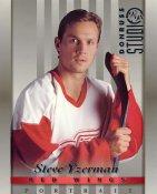 Steve Yzerman LIMITED STOCK DonRuss Studio 1997 Detroit Red Wings 8x10 Photo