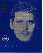 Felix Potvin LIMITED STOCK DonRuss Studio 1997 Silhouettes 2668/3000 Toronto Maple Leafs 8x10 Photo