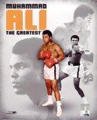 Muhammad Ali Portrait Plus LIMITED STOCK SATIN 8x10 Photo