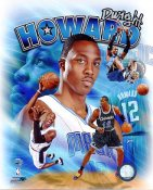 Dwight Howard Portrait Plus Orlando Magic 8X10 Photo LIMITED STOCK
