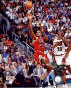 Scottie Pippen Game 4 NBA Finals 1996 Chicago Bulls 8X10 Photo LIMITED STOCK