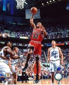 Scottie Pippen Game 2 NBA Finals 1998 Chicago Bulls 8X10 Photo LIMITED STOCK