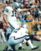 George Blanda LIMITED STOCK Oakland Raiders 8X10 Photo