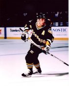 Ron Francis Pittsburgh Penguins 8x10 Photo