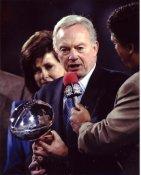 Jerry Jones Owner Dallas Cowboys 8X10 Photo