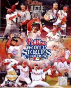 Philadelphia 2008 Phillies Limited Edition World Series 8X10 Photo
